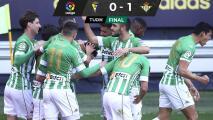 Con Guardado y Lainez, el Real Betis vence al Cádiz