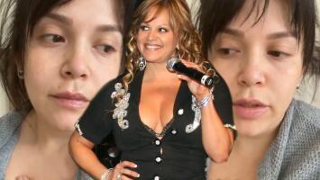 """Jacqie no puede más con las """"cosas horribles"""" que le escriben de su madre, la fallecida Jenni Rivera"""