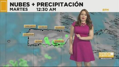 Se acerca una onda tropical a Puerto Rico