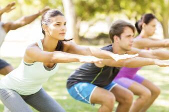 Cinco ejercicios para adelgazar rapidísimo