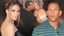 Jennifer López y Alex Rodríguez cenaron juntos en el mismo restaurante donde fue su primera cita