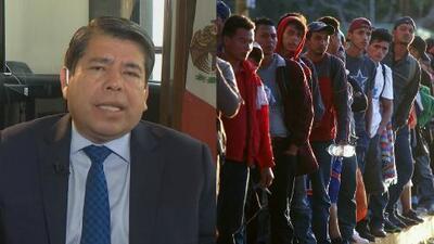 ¿Qué hará México con los centroamericanos que cruzan sus calles antes de llegar a EEUU?