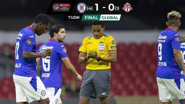 Con golazo de Angulo, Cruz Azul selló el boleto a Semis de Concacaf