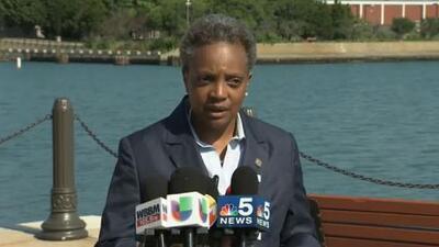 Lori Lightfoot anuncia la suspensión del programa que instala medidores de agua en Chicago