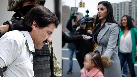 Abrazar a su esposa: la petición que hizo 'El Chapo' antes de que comience el juicio