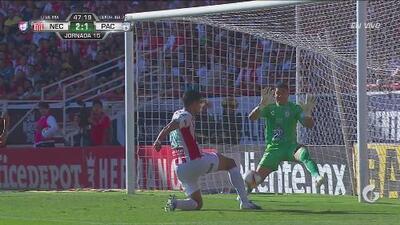 ¡Gol de vestidor y doblete de Lalo Herrera!