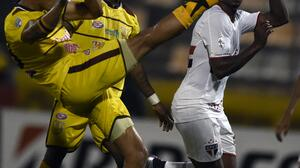 Trujillanos 1-1 Sao Paulo:  Trujillanos perdona a Sao Paulo y firma empate