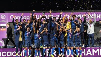 Seis de los verdugos de México Sub-20 son canteranos de MLS y fueron incluidos en XI ideal del torneo