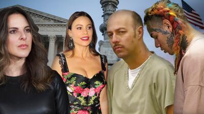 Para bien o para mal: todos estos famosos tendrán una cita con la justicia en 2019
