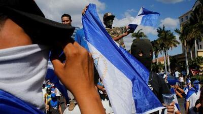 La escalada de violencia en Nicaragua paraliza las negociaciones entre el régimen de Ortega y la oposición
