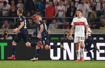 Stuttgart sufre en casa al empatar 2-2 con Unión de Berlín en el