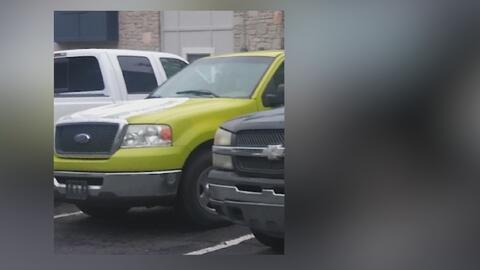 Residente temporal de San Antonio denuncia robo de su camioneta y pide ayuda a la comunidad
