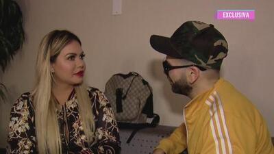 Chiquis Rivera reconoce que cometió un error en la entrevista donde se refirió a su ex, Ángel del Villar