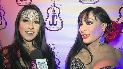 Beatriz Adriana y su hija Betty Solís hacen historia juntas