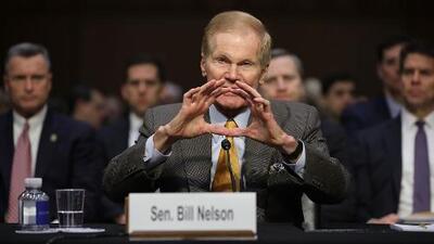 El senador Bill Nelson se reúne con líderes venezolanos en Miami