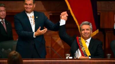 Correa traspasa el gobierno a Moreno en Ecuador: mismo partido, ¿distinto rumbo?