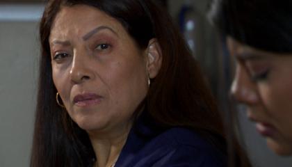 Elisa Cigarroa, madre de Martín, dice que el no saber de su hijo es lo peor que le ha pasado en su vida.