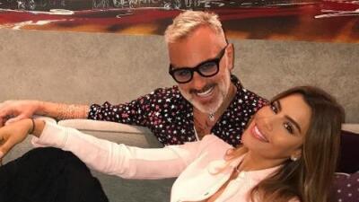 Fue un flechazo: Gianluca Vacchi confesó cómo se enamoró de Ariadna Gutiérrez