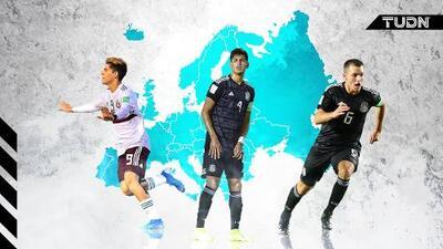 Tres mexicanos Sub-17 ya recibieron ofertas de Europa