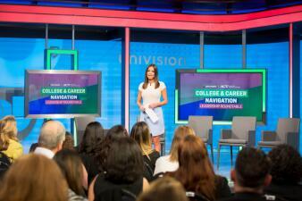 En fotos: Un encuentro para líderes de diversidad e innovación en la educación organizado por Univision y ACT