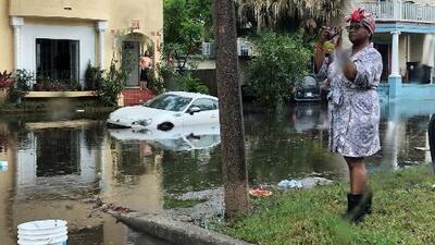 Inundaciones, tornados y fuertes vientos: alertan de los peligros de la tormenta tropical Barry