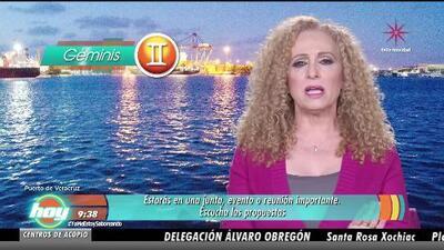 Mizada Géminis 14 de diciembre de 2017