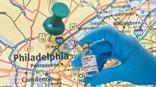 Si te vacunas contra el coronavirus puedes obtener créditos en los servicios públicos de Filadelfia