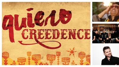 Así se hizo el tributo latino a Creedence Clearwater Revival 'Quiero Creedence'