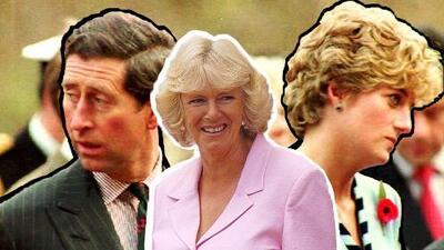 25 años de infidelidades, mentiras y escándalos entre Lady Di y el príncipe Carlos