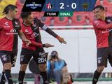 ¡Cuidado! Atlas está en puestos de Liguilla al vencer a FC Juárez