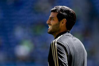 En fotos: Carlos Vela sigue marcando, pero LAFC apenas empató con Seattle Sounders
