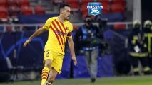 ¡Regresó 'El Pulpo' Busquets! Marc Crosas aplaude al marca del Barça