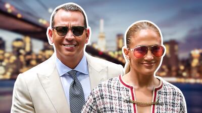 Derrochando estilo: JLo y A-Rod se roban las miradas en Nueva York