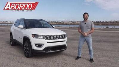 Jeep Compass 2018 Limited - Contenido Patrocinado