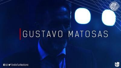 OFICIAL: Gustavo Matosas es nuevo seleccionador de Costa Rica