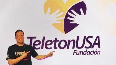Raúl González mostró por primera vez el nuevo escenario donde se llevará a cabo el Teletón USA