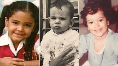 En fotos: así eran los presentadores de Despierta América de niños
