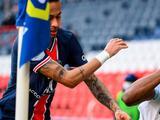 Neymar y Djaló protagonizan pelea en el túnel de vestuarios tras el PSG-Lille