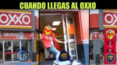 Los memes: La jornada cinco se aprovechó de Cruz Azul y Pumas