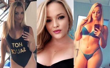 Alexis Texas, la diva que hizo un video porno en un octágono con un luchador de MMA