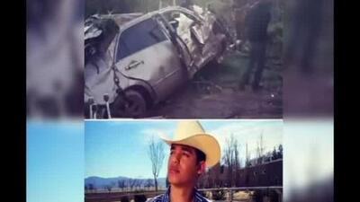 Murió Ariel Camacho en accidente automovilístico [Entrevista exclusiva con amigo]