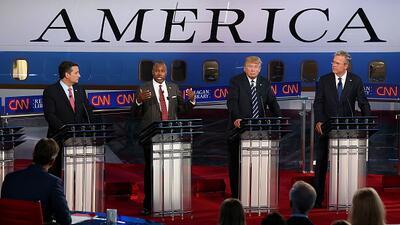 La polarización amenaza los debates presidenciales