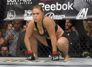 La reina del combate, Ronda Rousey
