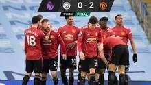 Manchester United ganó el clásico y acabó con la racha ganadora del City