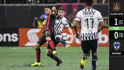 Rayados completa tercia de norteños en semifinales tras contener a Atlanta United