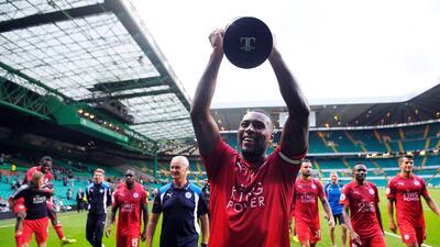Leicester empata 1-1 con Celtic en amistoso de pretemporada