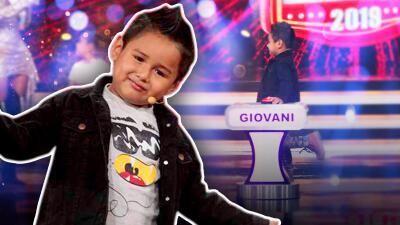 Giovani se roba el show en 'La Botonera' (otra vez)