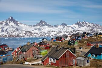 """En fotos: Trump quiere comprar Groenlandia y políticos de Dinamarca dicen que """"se ha vuelto loco"""""""