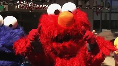 Man dressed as Elmo accused of groping Times Square tourist