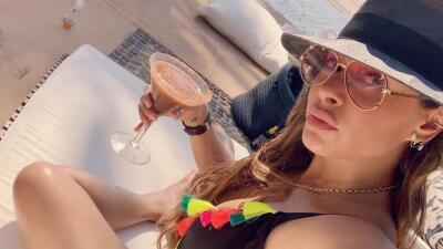 Reventón en fotos: así fue el fin de semana de Galilea Montijo en Acapulco rodeada de amigas famosas